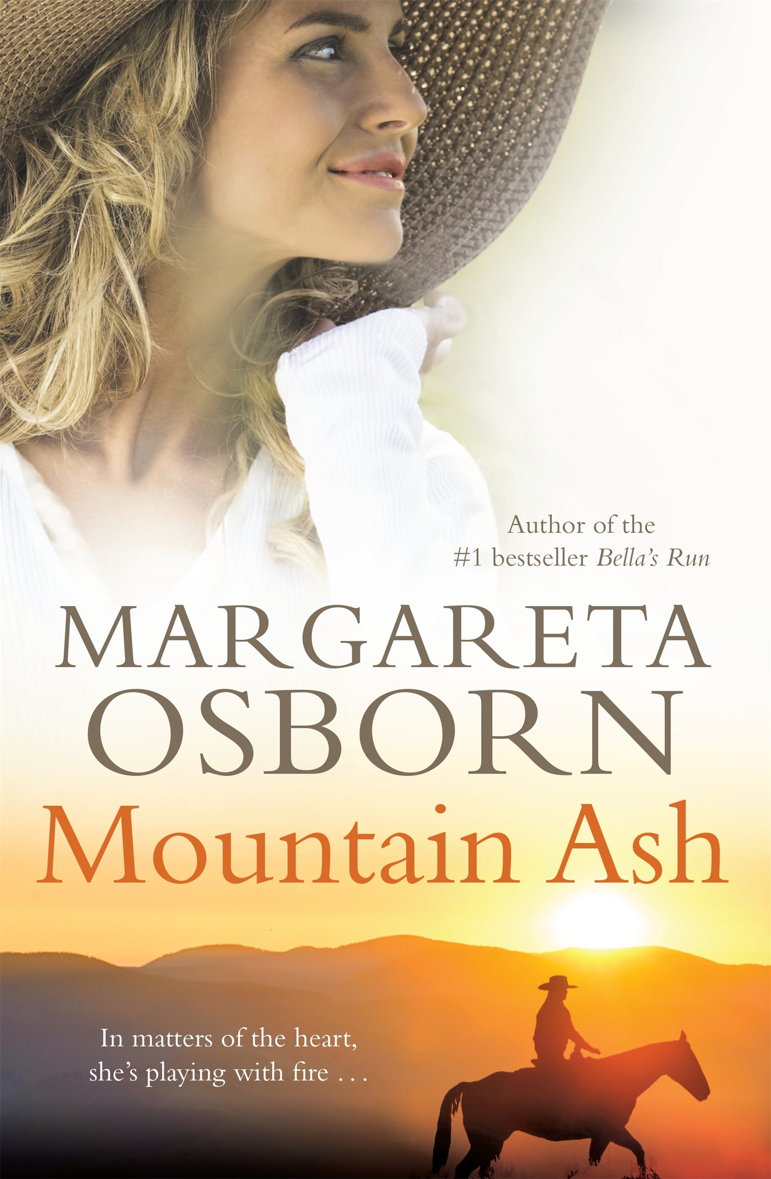 Cover of Mountain Ash by Margareta Osborn